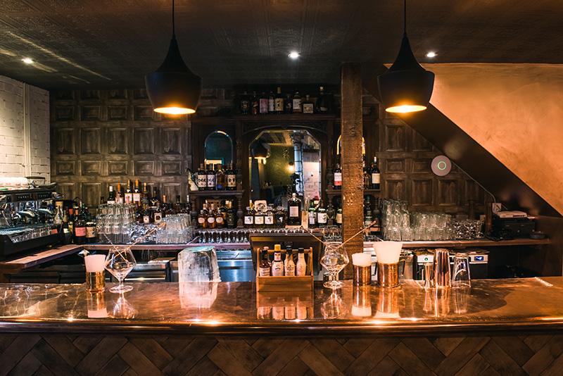 whisky bar london